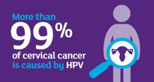 cervical cancer clinicone vaccination kathmandu