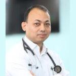 Dr Saneev Thapa senior Cardiologist in Nepal