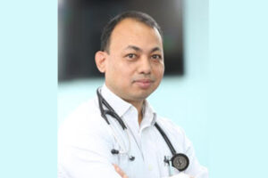 Dr Saneev Thapa senior Cardiologist in Nepal