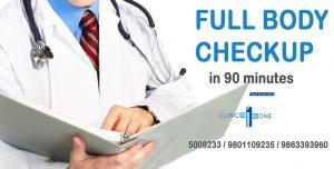 Full Body checkup in Kathmandu nepal