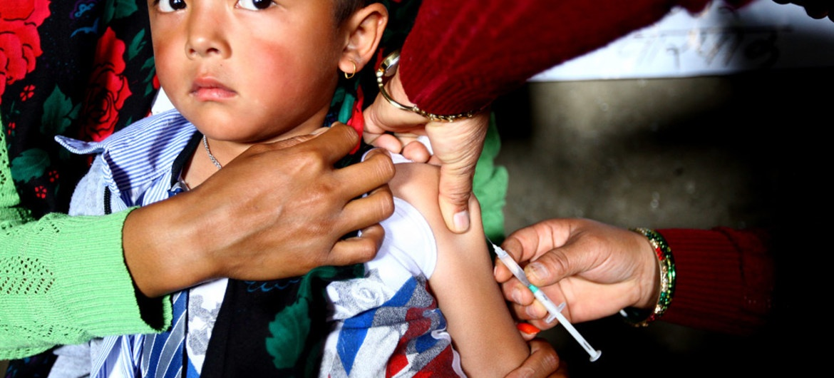 A Brief History of Vaccination