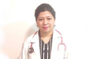 Dr Reena Shrestha, obs best gynaecologist doctor in nepal