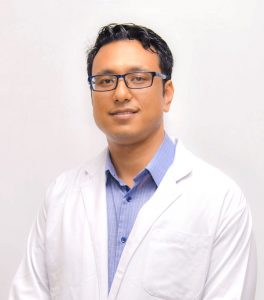Dr. Sailendra Maharjan peiatric Orthopedic in kathmandu nepal
