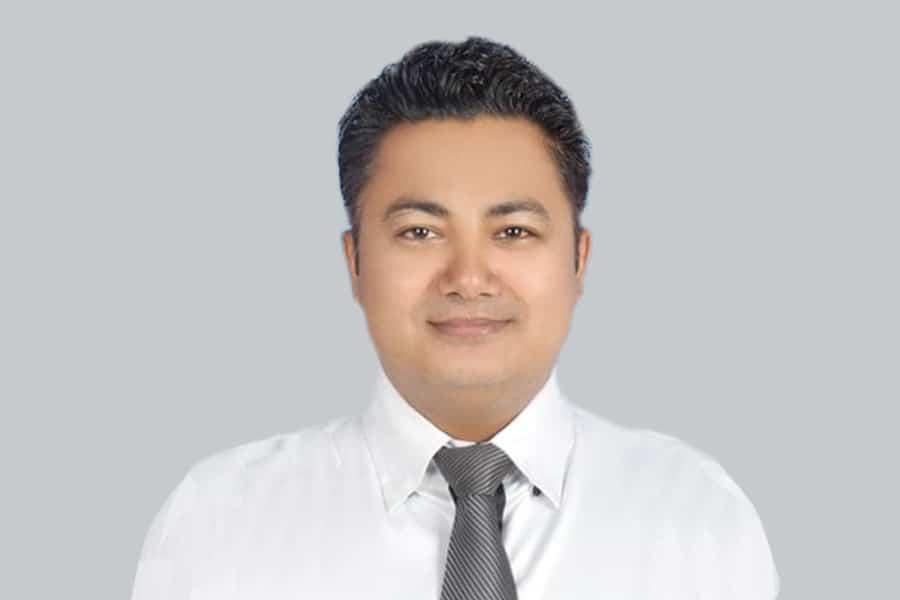 Dr. Abhishesh Manandhar