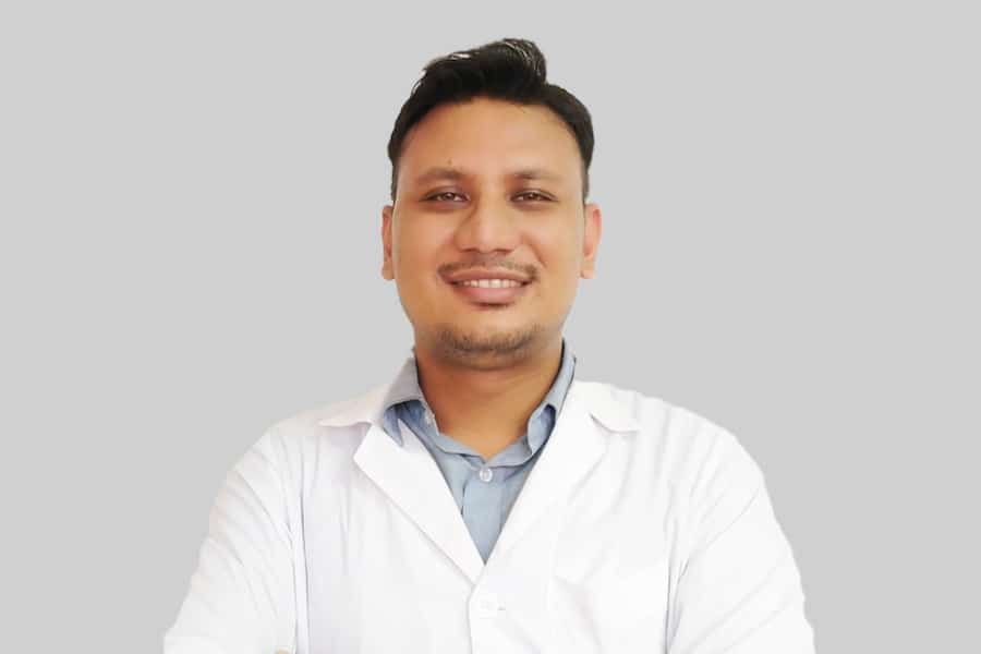 Dr Abishesh Shakya ENT Doctor Kathmandu