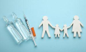 vaccination schedule for children nepal