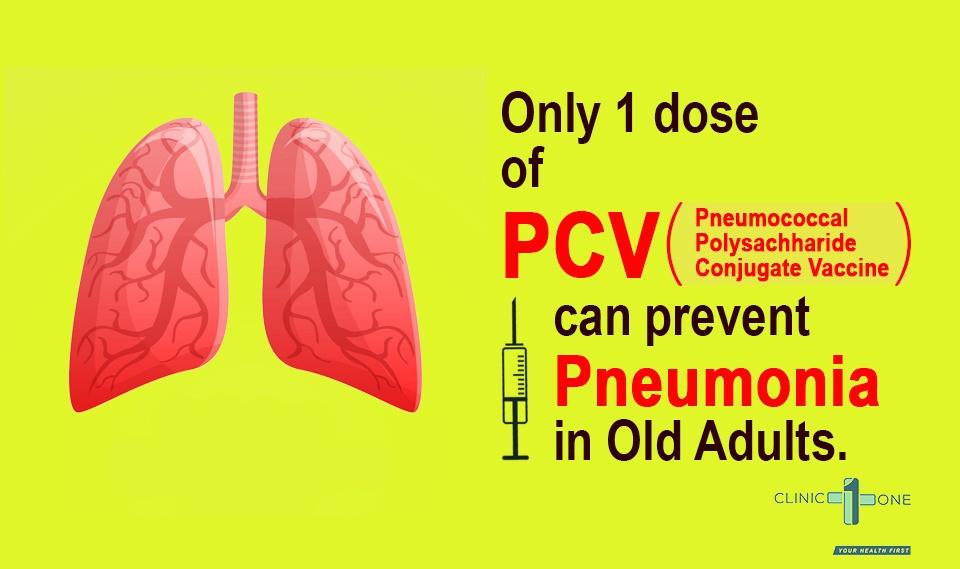 Get Pneumonia Vaccine in Kathmandu Nepal