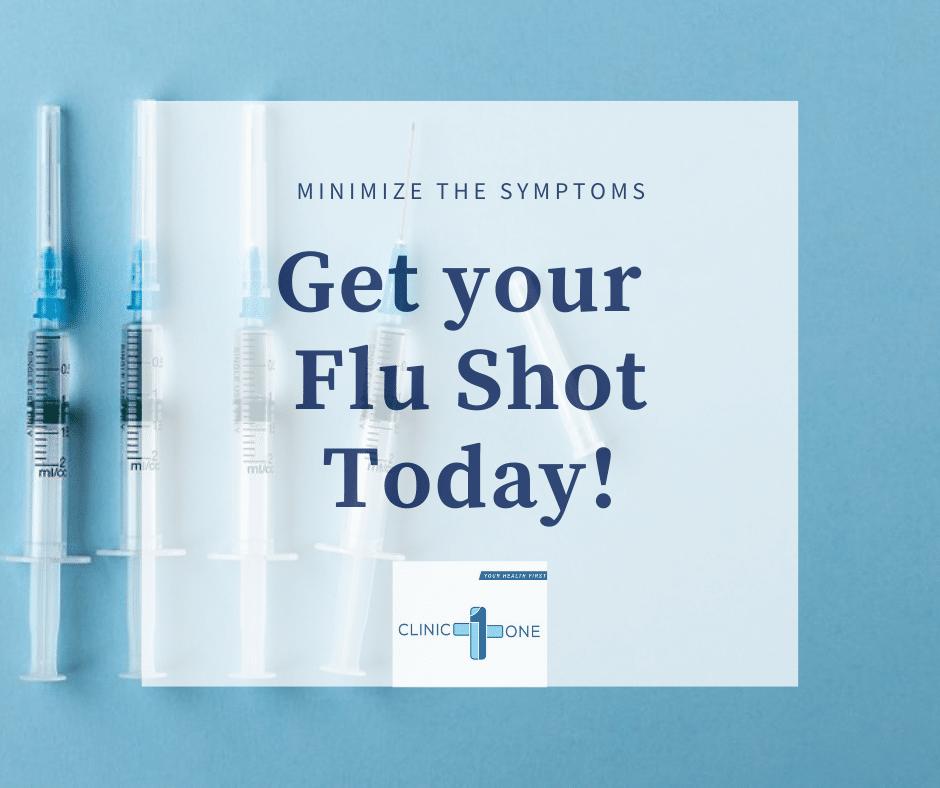 Get a Flu Vaccine to minimize COVID19 effect | Flattening the curve