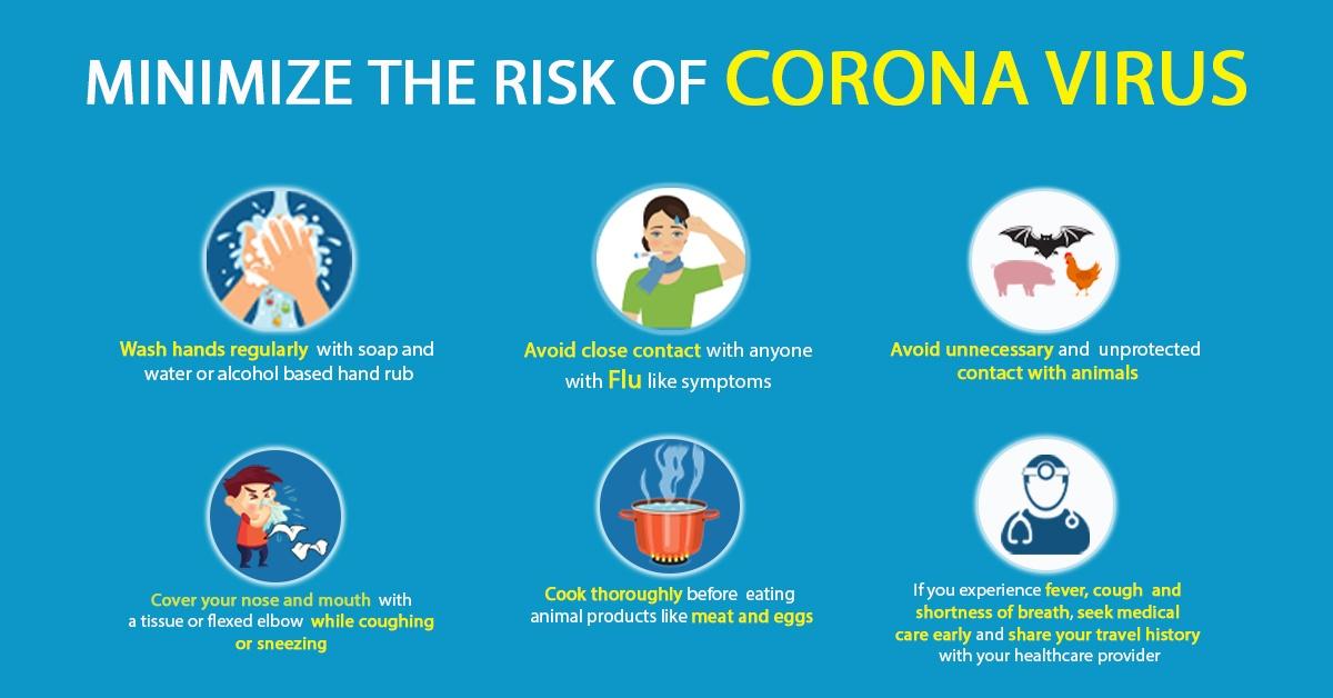 prevent against corona virus in kathmandu nepal