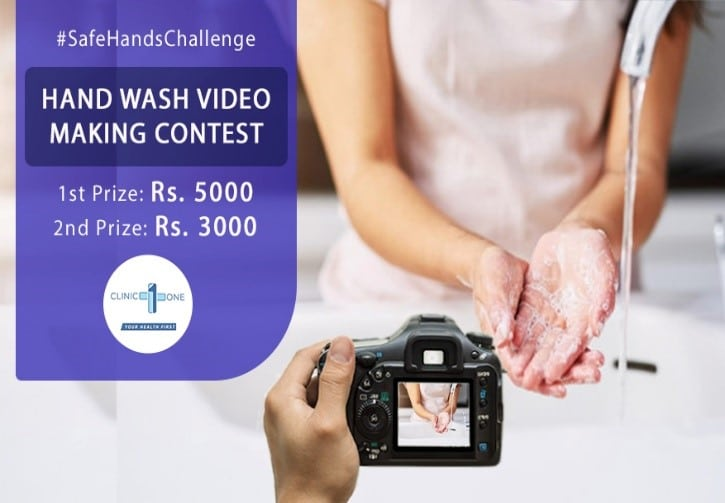 handwashing technique challenge