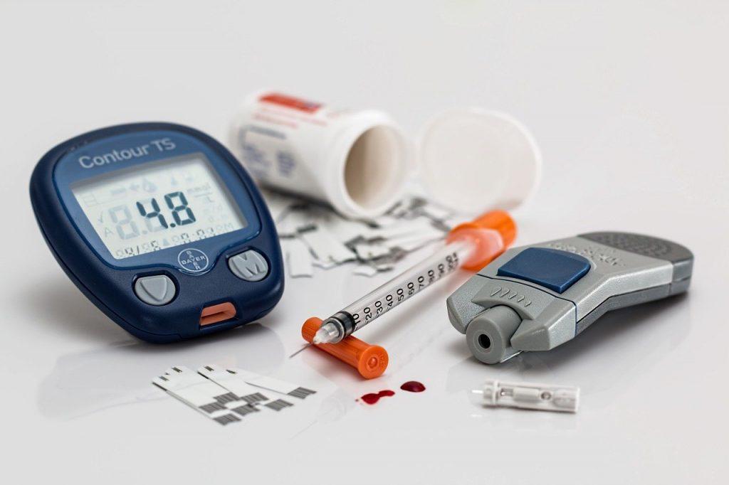 Diabetes testing in Kathmandu