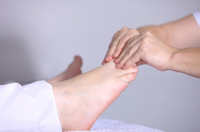 Foot pain problems and treatments