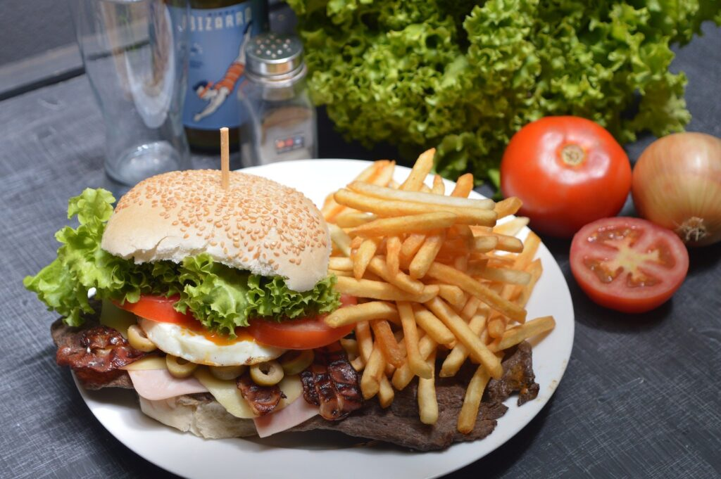 fast food to avoid during diabetes