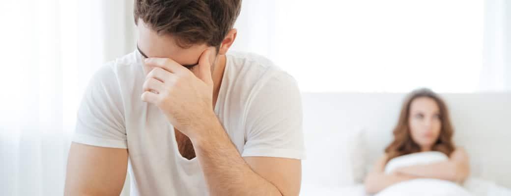 पुरुषमा देखिने मुख्य ५ यौन समस्याहरु