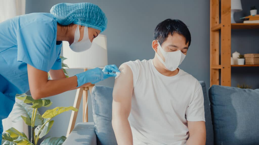 flu vaccine kathmandu
